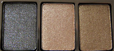 Bobbi Brown Earth Metal Palette Swatches pan-2