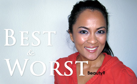 Your best and worst beauty experiences of the week?