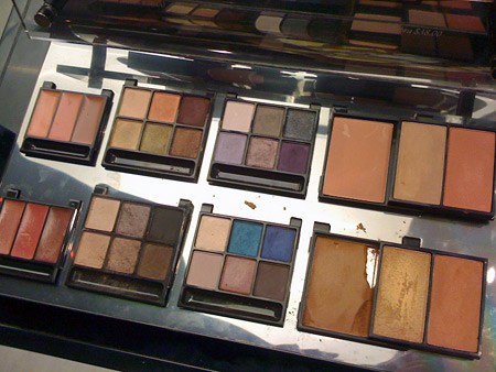 mac-holiday-2009 palettes
