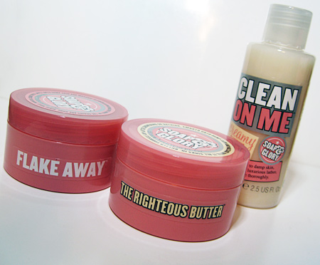 soap-and-glory-products
