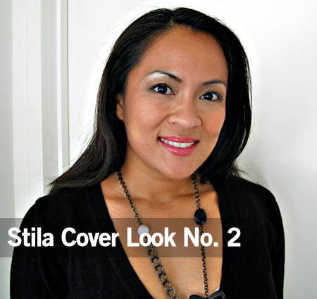 Stila Cover Look No. 2