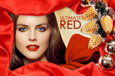 Estee Lauder Ultimate Red