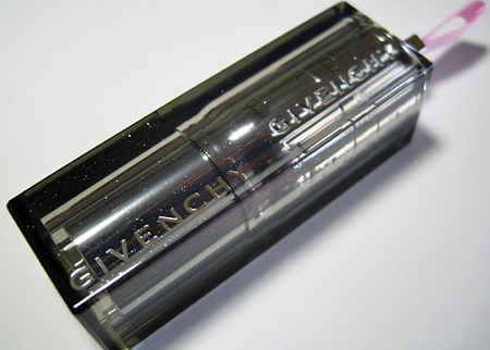 givenchy holiday 2009 rouge interdit shine pearl shine packagaing