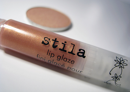 stila kitten collection lip glaze closeup