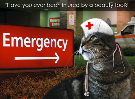 Beauty nurse to the rescue