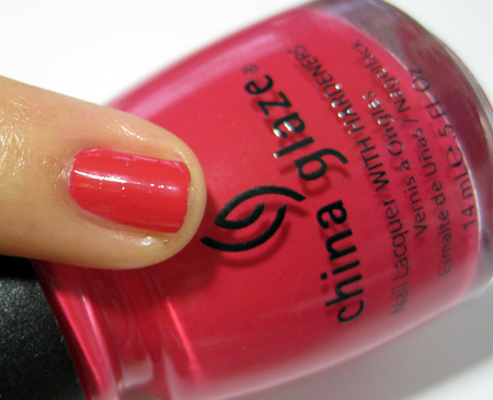 China Glaze Up and Away Swatches Review Photos Heli Yum 5