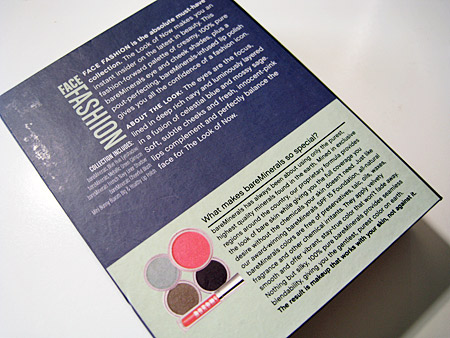 bare minerals face fashion 1