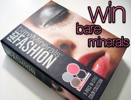 bare minerals face fashion top