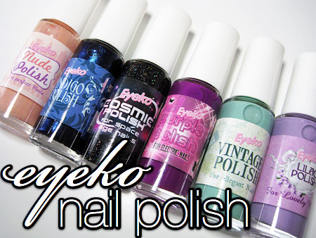 eyeko nail polish