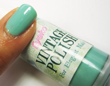eyeko vintage polish
