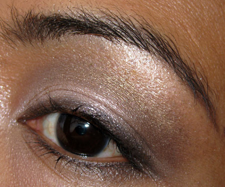 holiday party makeup tips clarins palazzo doro eye