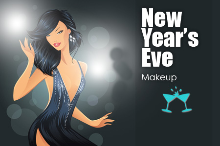New Year's Eve Makeup Tips