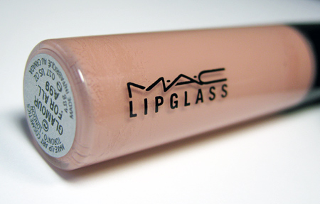 MAC All Ages All Races All Sexes Review Glamour for All Lipglass 3