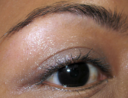 Urban Decay Stardust Review Moon Spoon