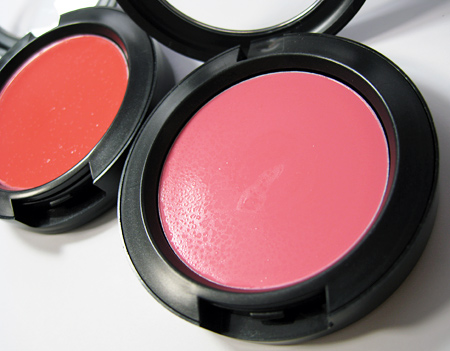 mac in lillyland lilly pulitzer collection swatches reviews so sweet so easy cremeblend blush 3