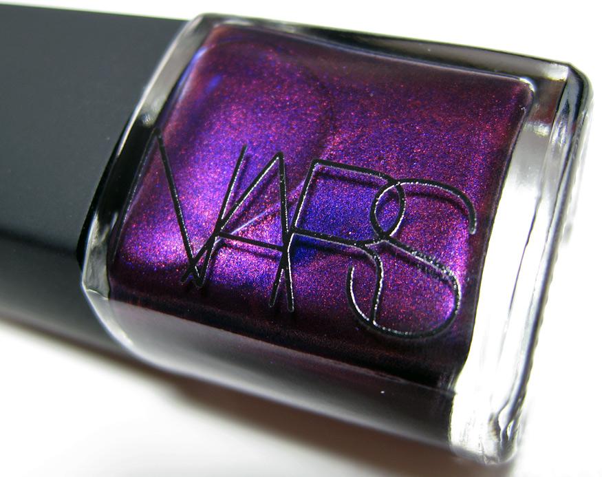NARS Purple Rain Nail Polish Swatches Reviews, NARS Spring 2010 ...