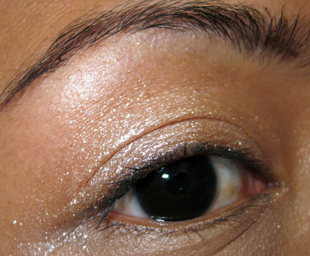 urban decay stardust review space cowboy wet