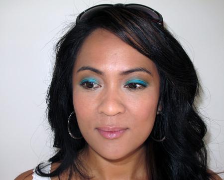 Estee Lauder Bronze Goddess Liquid Eyeshadow Review