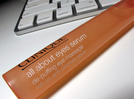 clinique all about eyes serum in France