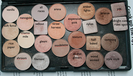 Makeup geek eyeshadows for brown eyes