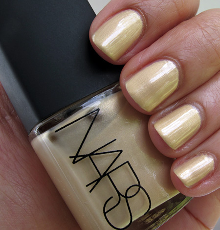 NARS Versailles Nail Polish Swatches, Photos and Review