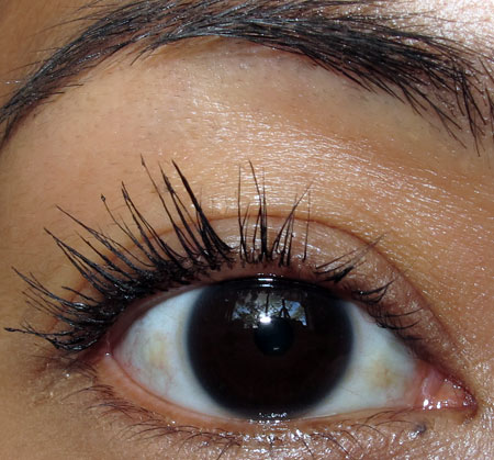 rimmel glam eyes lash flirt mascara kohl black 0033