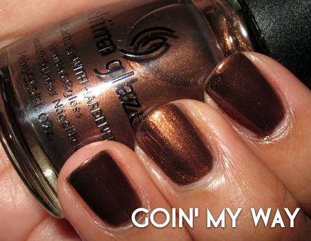 China Glaze Vintage Vixen