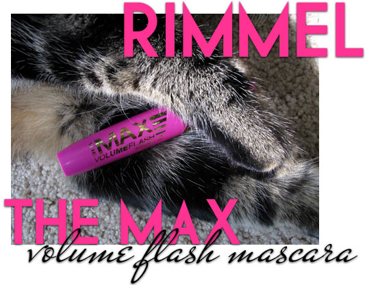 Rimmel The Max Volume Flash Mascara Review