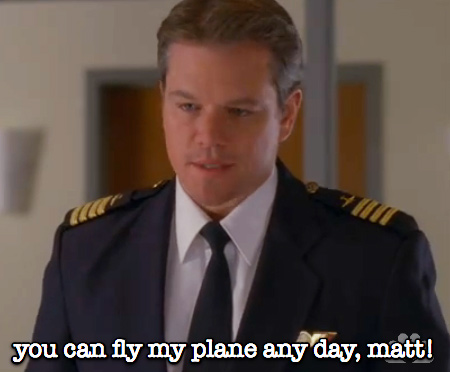 i love you, matt damon