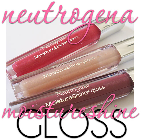 neutrogena moistureshine gloss review