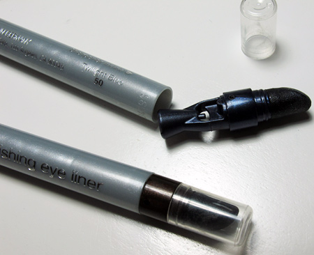 neutrogena nourishing eyeliner review twilight blue and spiced chocolate