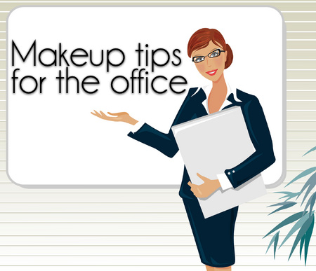 Office Makeup: How to Look Polished and Professional at Work ...