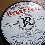 The Highlighting Power of Rosebud Salve
