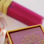 Yves Saint Laurent Rouge Pure Shine Sheer Lipstick in Pink Lychee