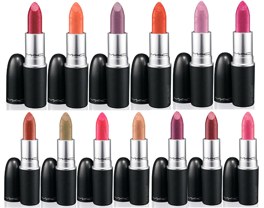 Mac cosmetics lipstick names