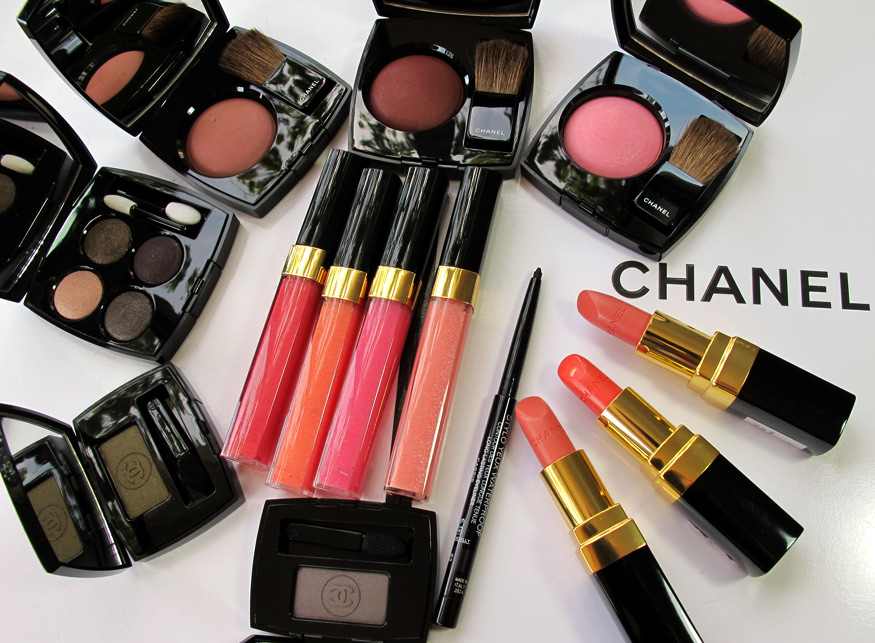 Chanel Les Contrastes de Chanel Makeup Collection for Fall 2010: WOW