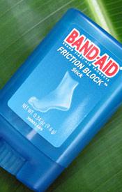 Band-Aid Friction Block