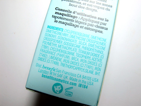 benefit the porefessional review