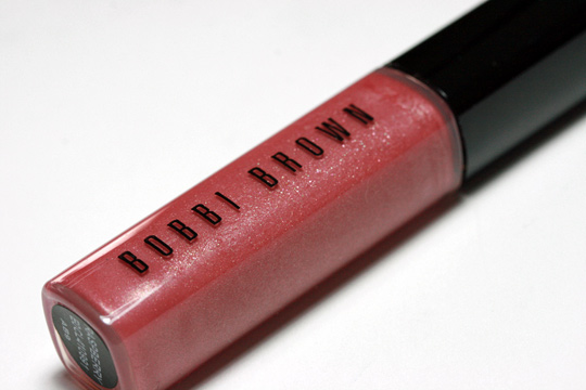 bobbi brown raspberry lipgloss reviews photos swatches