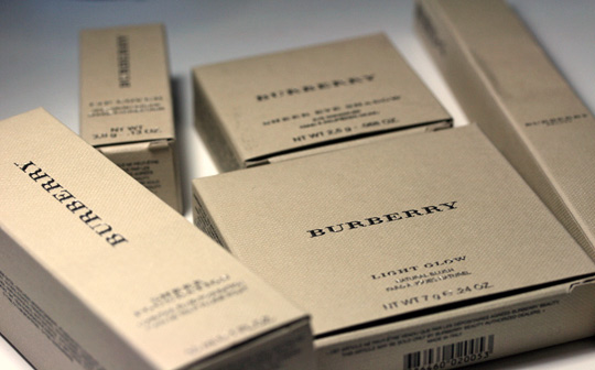 burberry makeup burberry beauty reviews swatches photos boxes