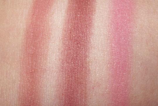 chanel les contrastes de chanel joues contraste blush swatches nw20