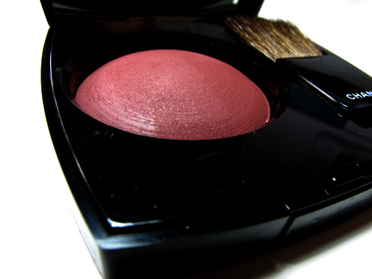 chanel plum attraction joues contraste blush reviews photos swatches