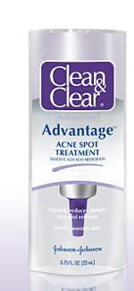 Clean and Clear Advantage Acne Spot Treatment