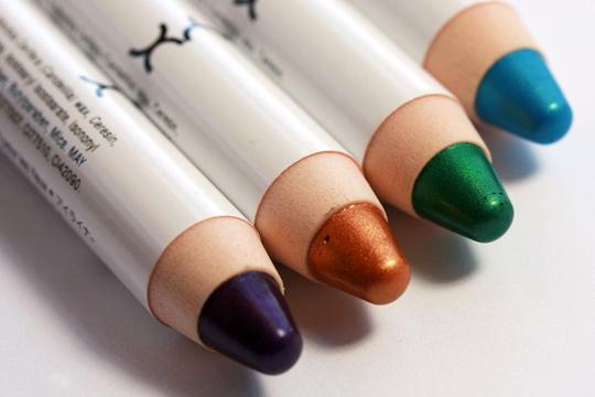 nyx jumbo eye pencils review