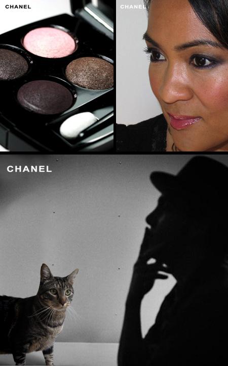 Tabs for the Chanel Enigma Eyeshadow Quad