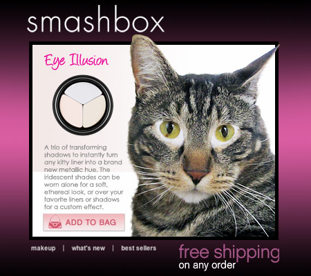 Tabs for Smashbox Eye Illusion