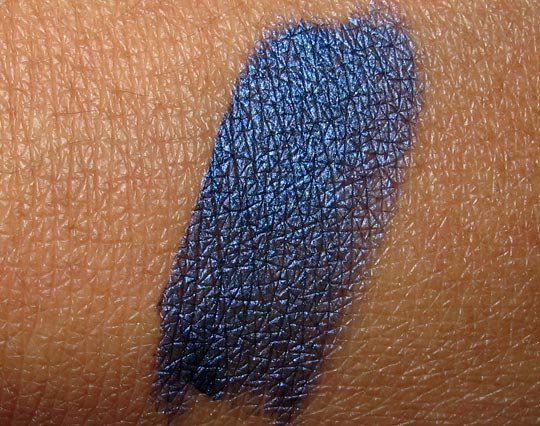 tarte emphaseyes review swatches photos indigo swatch