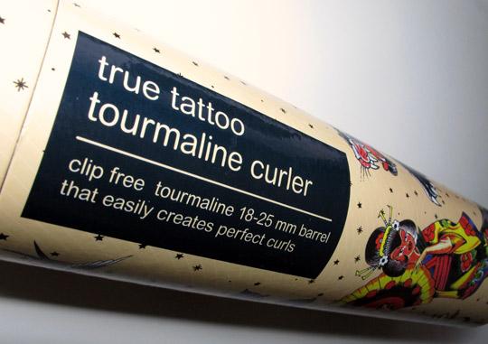 Amika true tattoo tourmaline curler