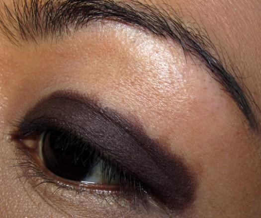 Bad eye makeup