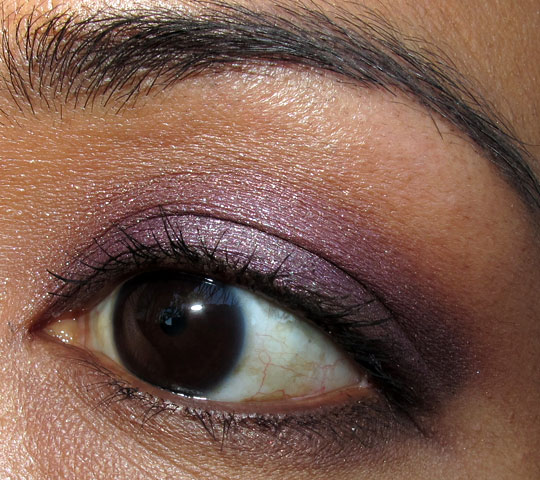 benefit sunday funday palette eye makeup tutorial